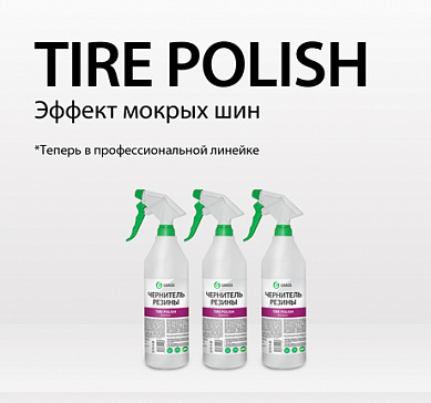 Tire Polish Professional